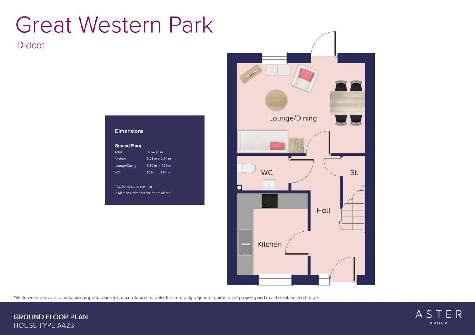 Great Western Park, Didcot_House Type_AA23_GF_F.jp